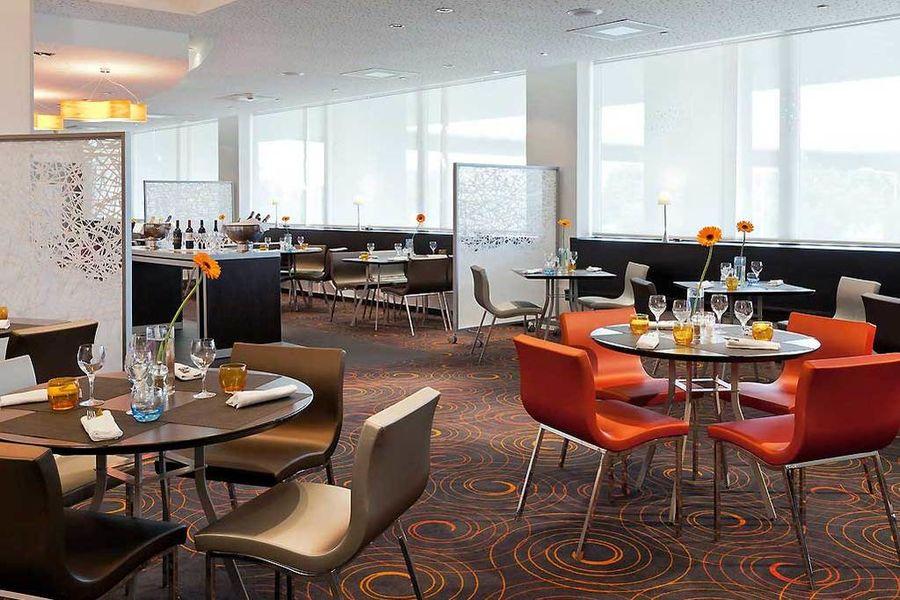 Novotel Paris la Defense - Salle de restaurant 2