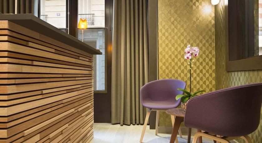 Hotel Eden - Réception