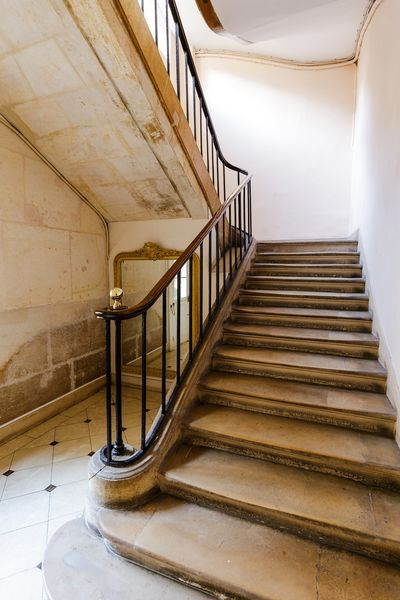 Saint Honoré - Escaliers