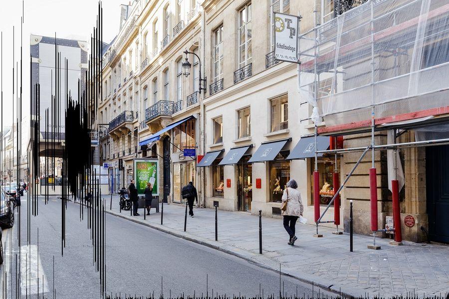 Saint Honoré - Rue Saint Honoré