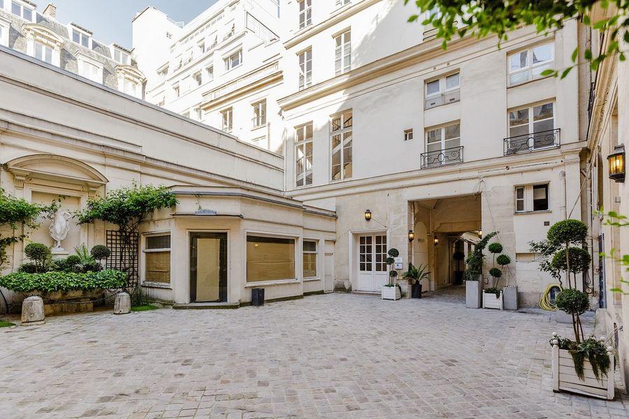 Saint Honoré - Cour intérieure