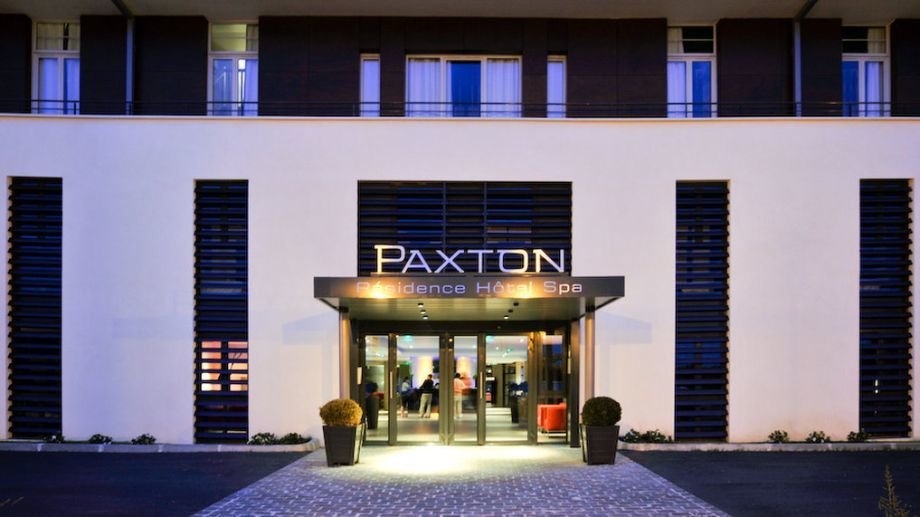 Paxton Resort & Spa **** - Entrée 9