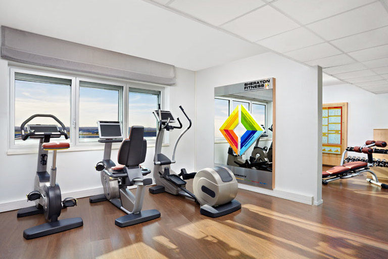 Sheraton Paris - Centre Fitness