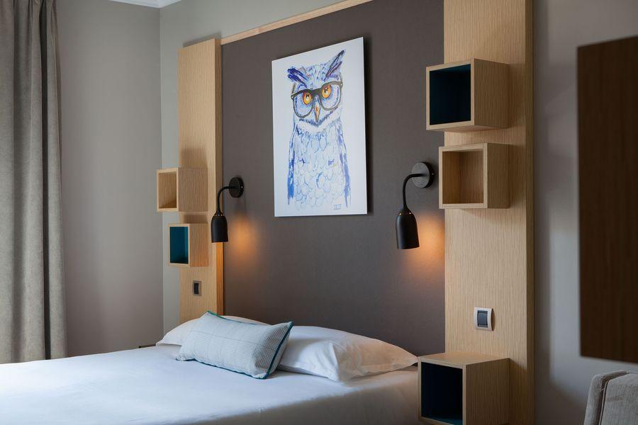 Chouette Hôtel - Chambre 4