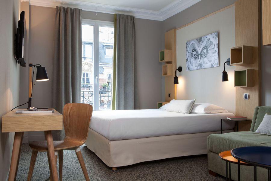 Chouette Hôtel - Chambre 2