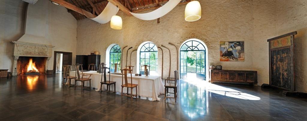 Domaine de Quicampoix - Salle Renaissance