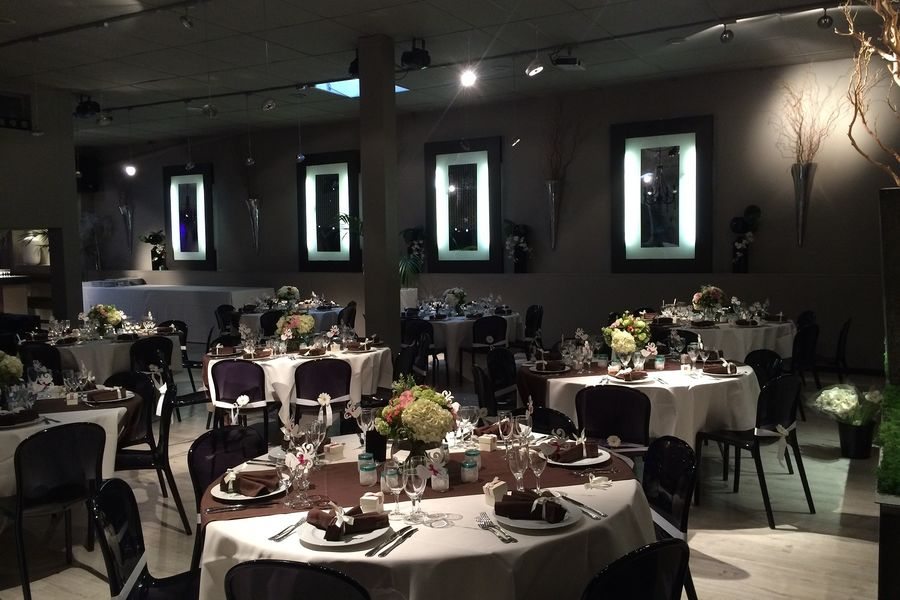 112 carats - Salle de réception