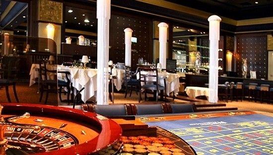 Grand Hôtel Enghiens les bains - Aux Alentours - Le Casino