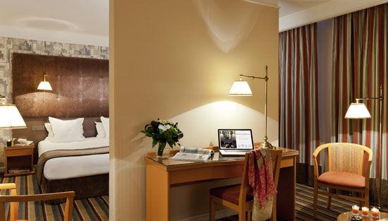 Grand Hôtel Enghiens les bains - Suite supérieure