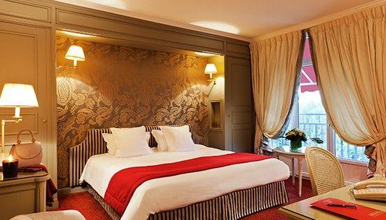 Grand Hôtel Enghiens les bains - Chambre supérieure