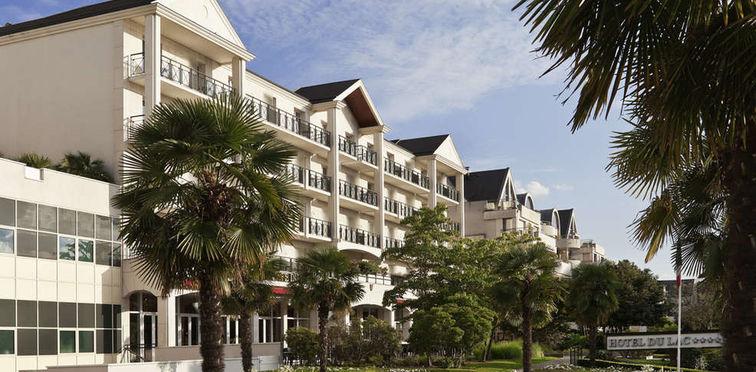 Salle séminaire  - L'Hôtel du Lac Enghien-les-Bains ****