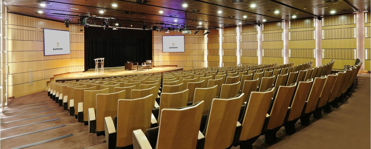 Escale Affaire - Auditorium