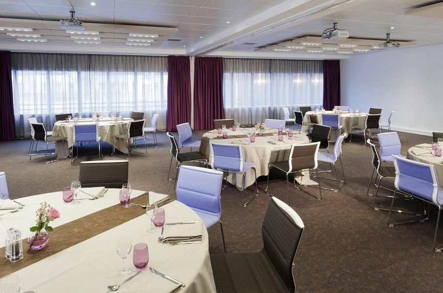 Novotel Paris Rueil Malmaison - Salle Moreau - Banquet