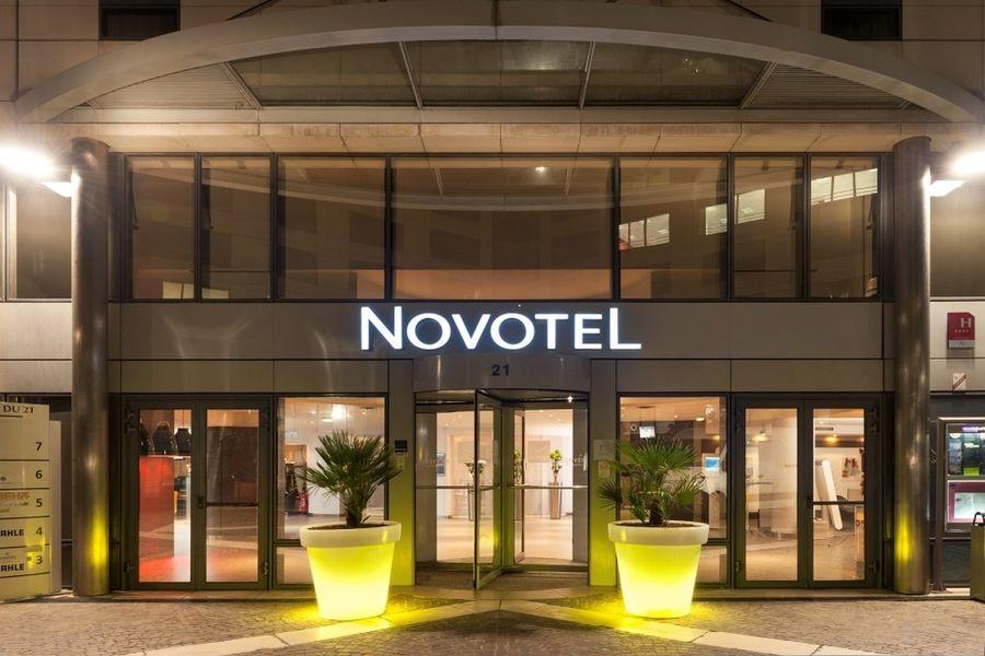 Novotel Paris Rueil Malmaison - Façade