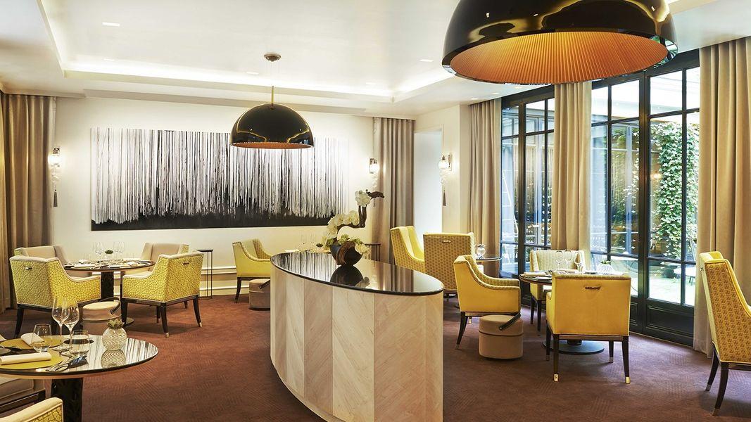 Hôtel Burgundy ***** - Intérieur