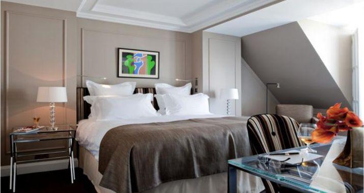 Hôtel Burgundy ***** - Chambre 2