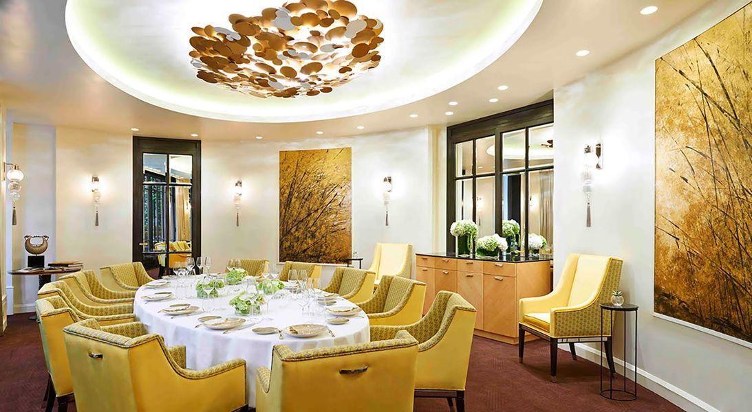 Hôtel Burgundy ***** - Salon Rotonde 2
