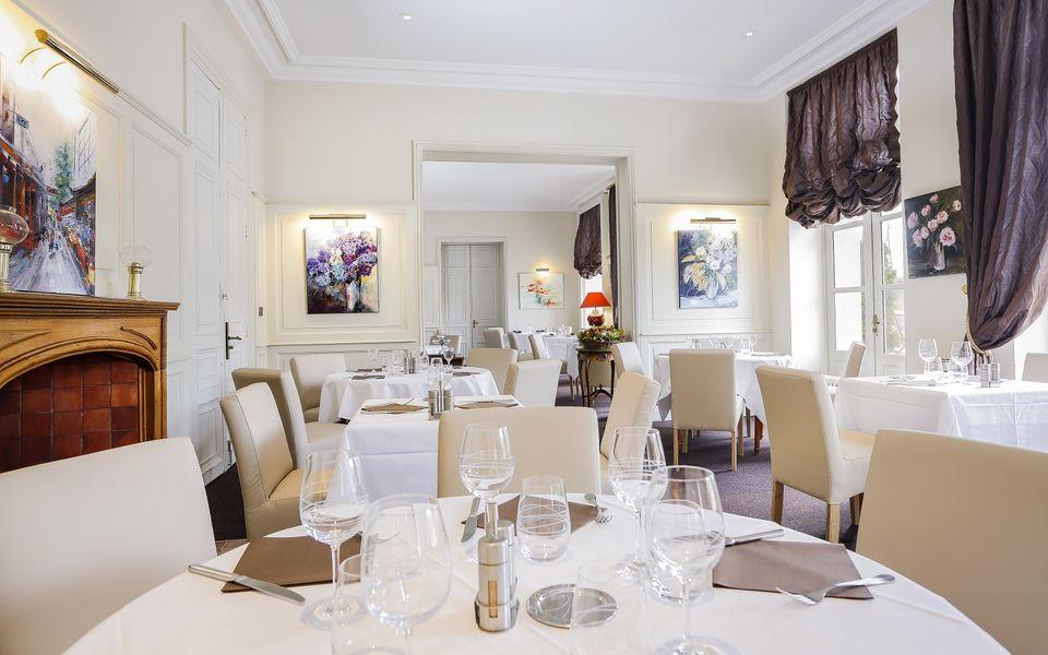 Domaine et Golf de Vaugouard - Salle de restaurant