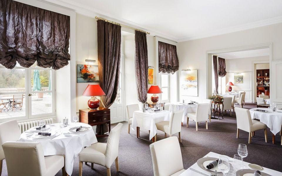 Domaine et Golf de Vaugouard - Salle de restaurant 3