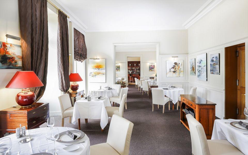 Domaine et Golf de Vaugouard - Salle de restaurant 2