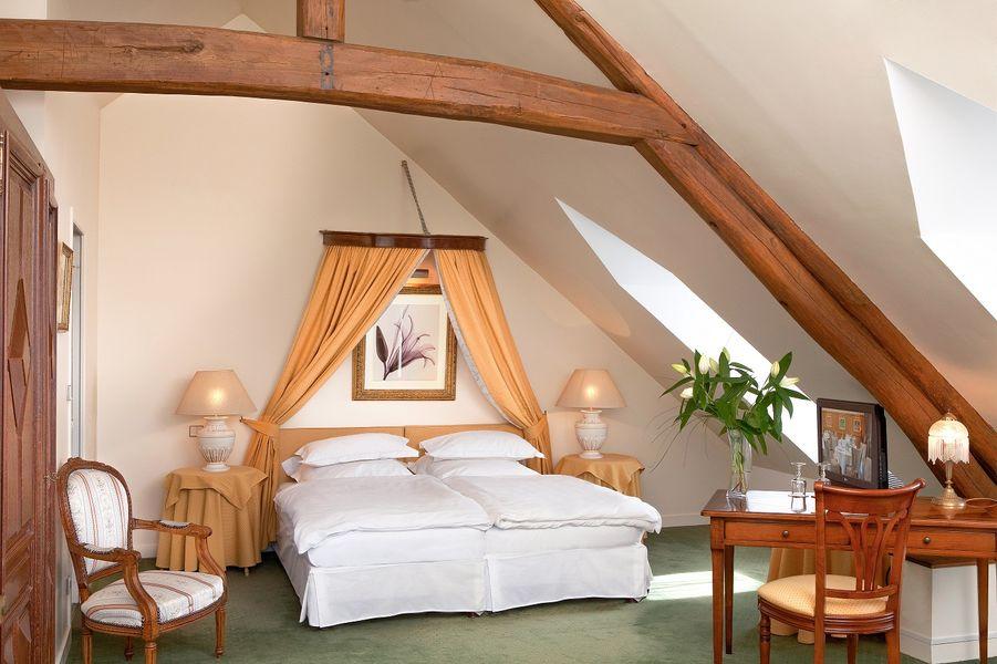 Domaine et Golf de Vaugouard - Chambre 3