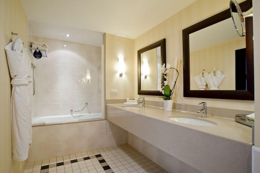 Radisson Boulogne - Salle de bain