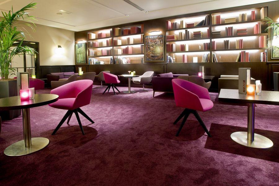 Radisson Boulogne - Lounge 2