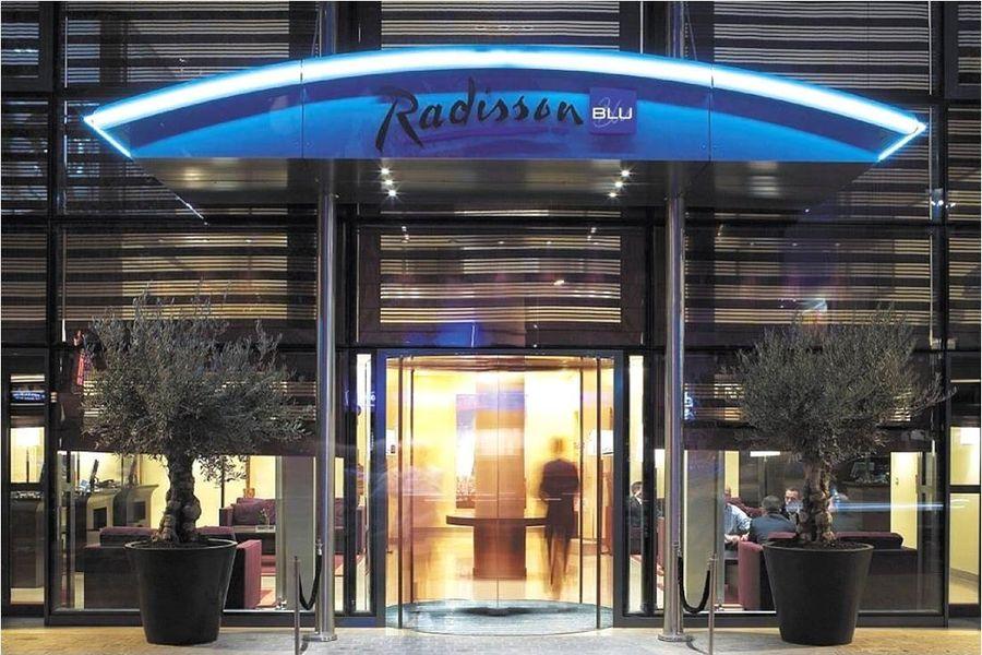 Radisson Boulogne - Façade