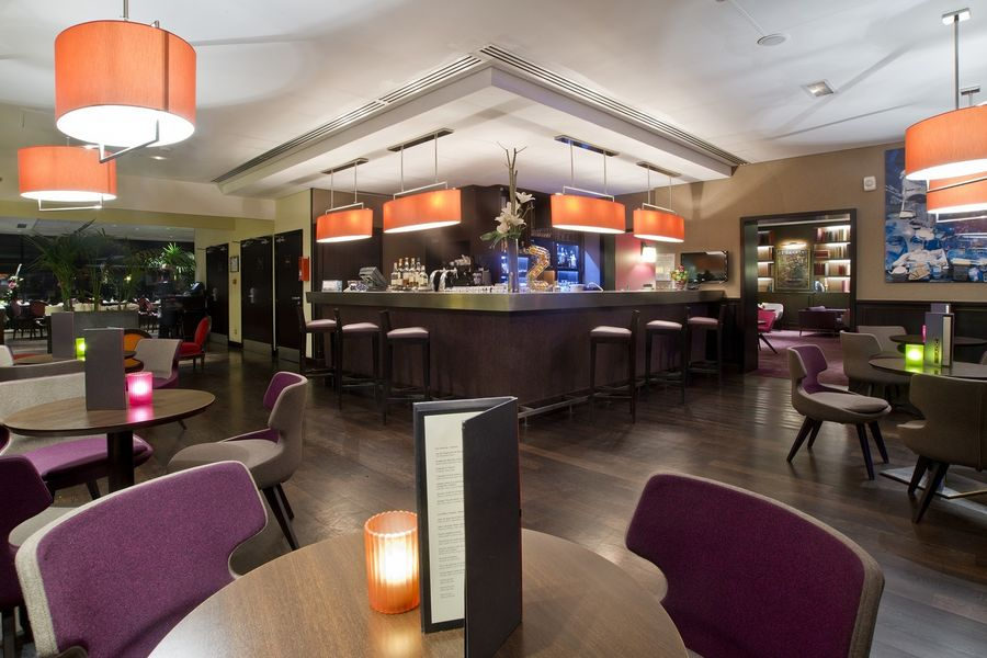 Radisson Boulogne - Bar 2