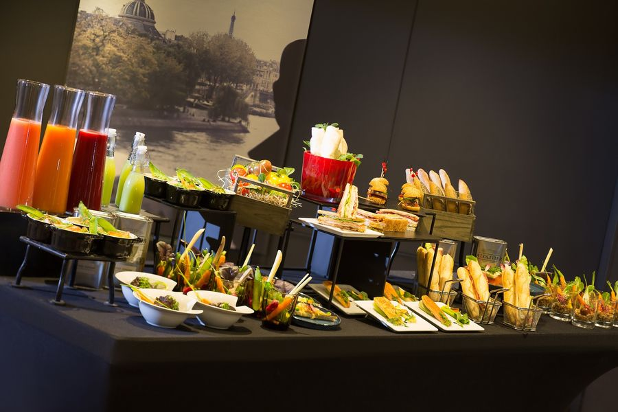 Renaissance Paris La Defense - Buffet