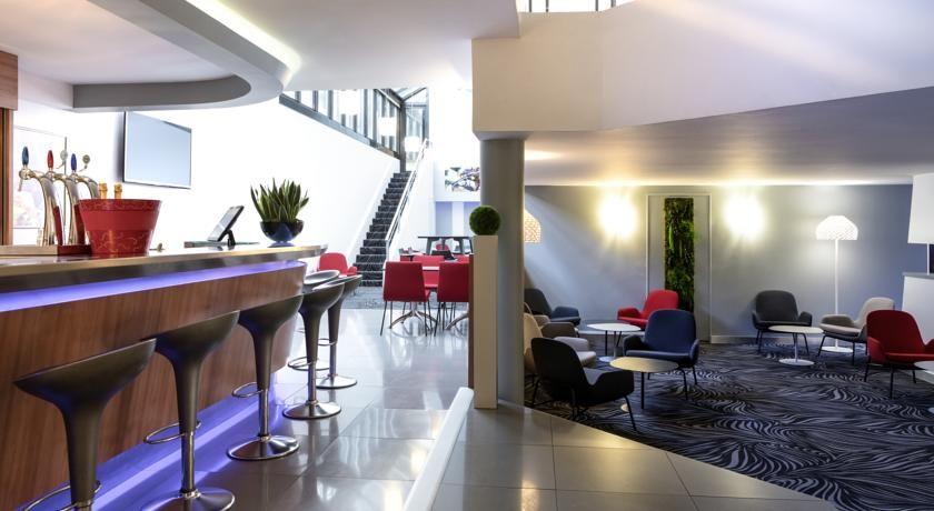 Novotel Paris Suresnes Longchamp - Lobby