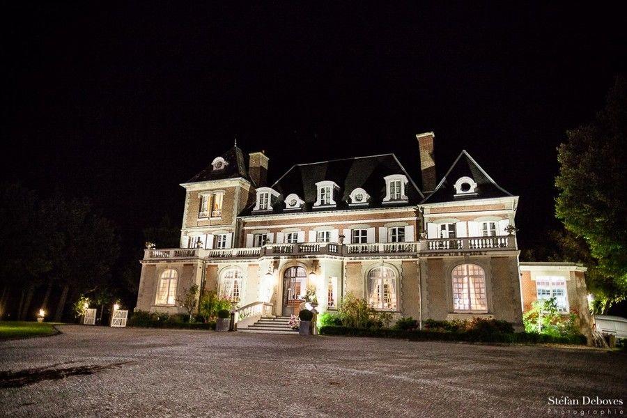 chateau de noyelles - Château de nuit