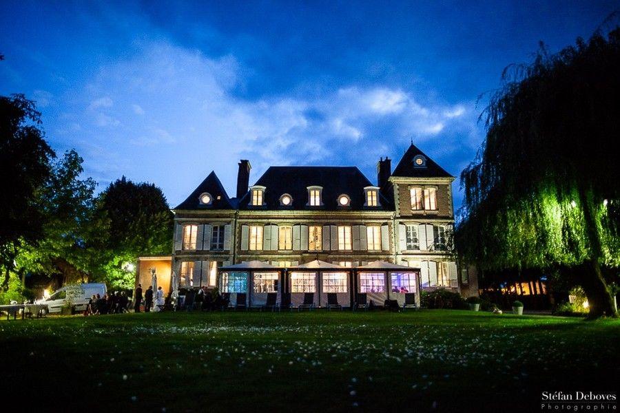 chateau de noyelles - Château de nuit 2