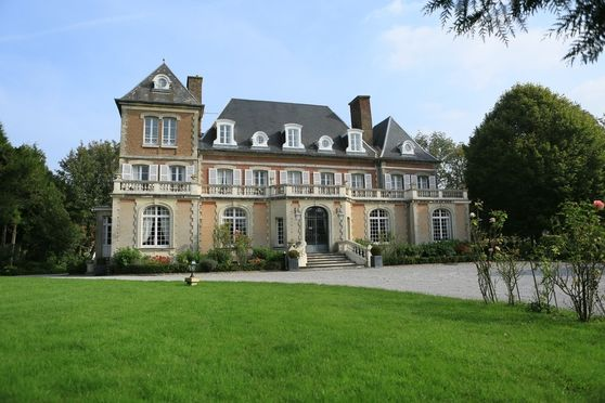 Salle séminaire  - Château de Noyelles