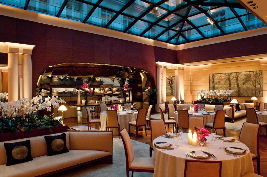 Hôtel Park Hyatt Paris Vendôme ***** - Orchidées Restaurant