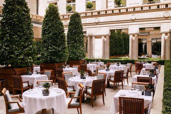 Salle séminaire  - Hôtel Park Hyatt Paris Vendôme *****