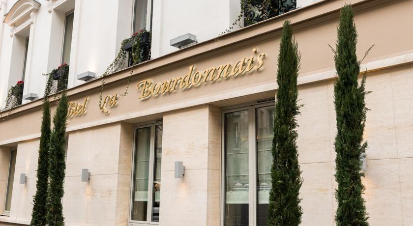 Hôtel de la Bourdonnais - Façade