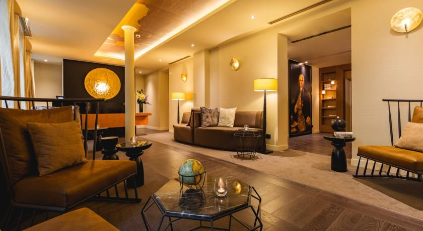 Hôtel de la Bourdonnais - Lobby