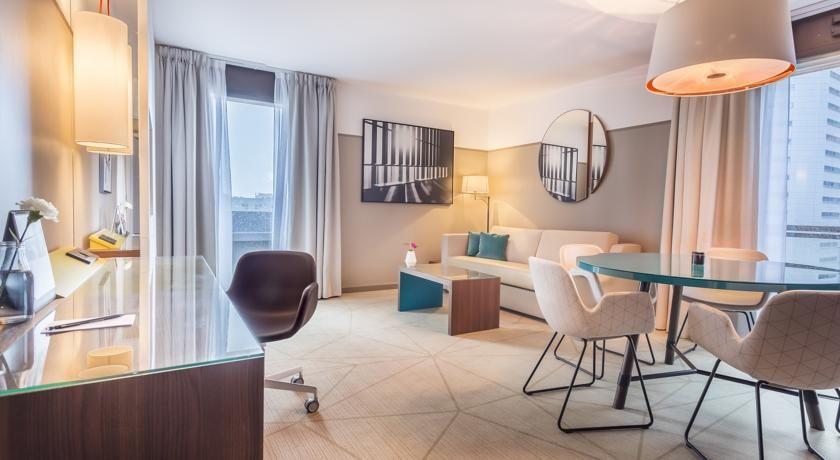 Fraser Suites Harmonie Paris La Défense - Chambre