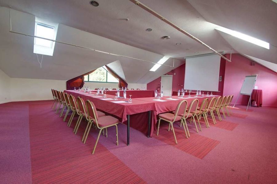 Najeti Hôtel du parc *** - Salle Louis Bleriot 3