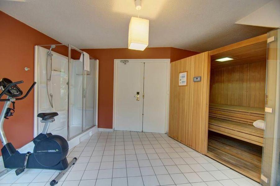Najeti Hôtel du parc *** - Sauna