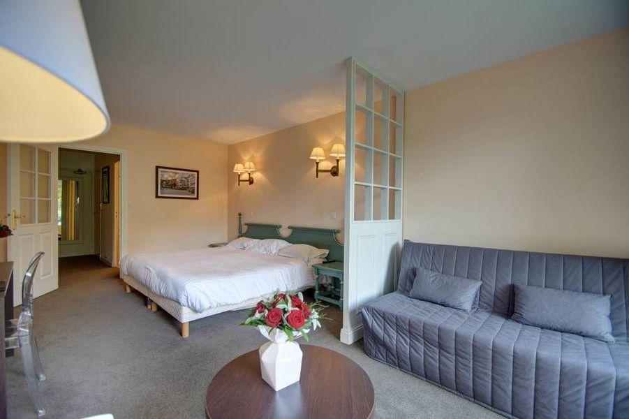 Najeti Hôtel du parc *** - Chambre