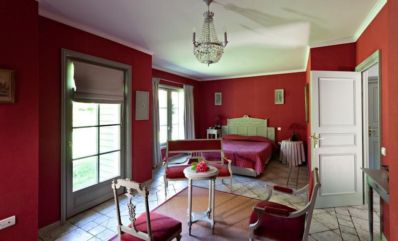 Najeti Hôtel Château Cléry *** - Chambre