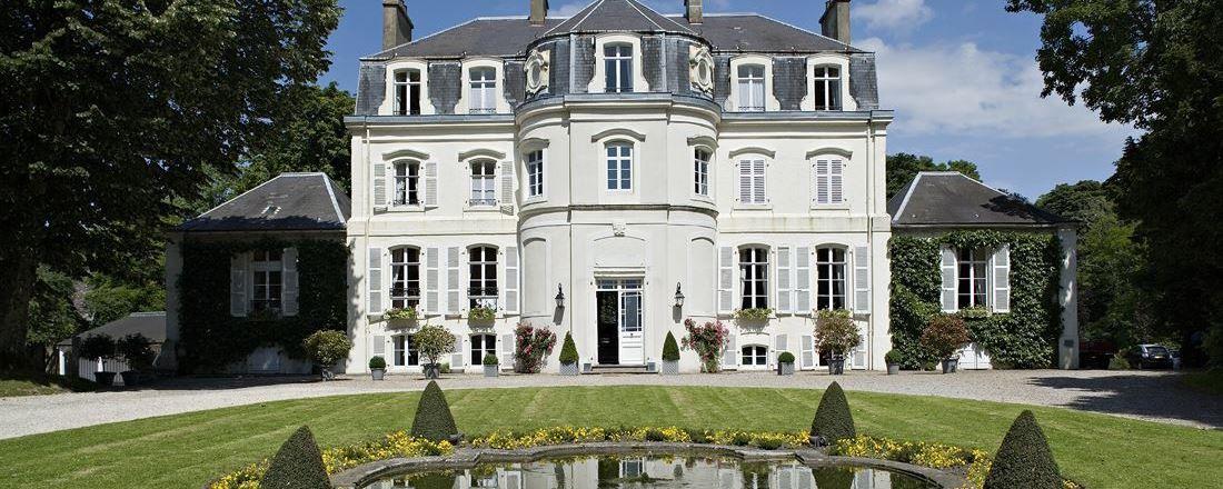 Najeti Hôtel Château Cléry *** - Château