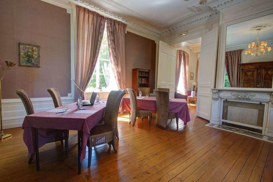 Najeti Hôtel Château Cléry *** - Salle du Château