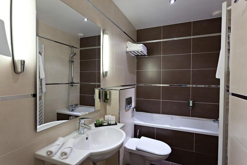 Najeti Hôtel Château Cléry *** - Salle de bain