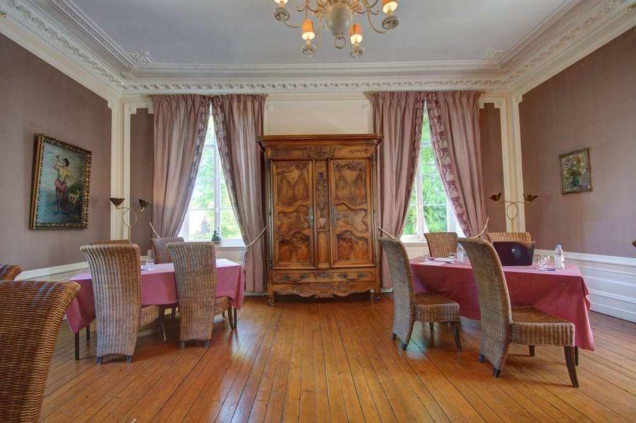 Najeti Hôtel Château Cléry *** - Salle du Château 1