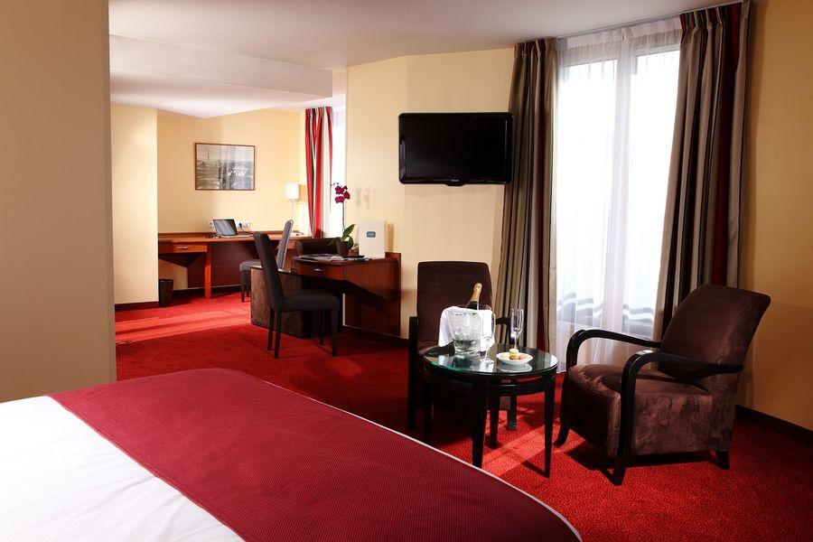Hôtel L'Elysée Val d'Europe - Chambre