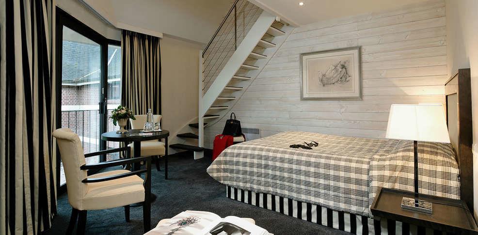 Najeti Hôtel Château Tilques **** - Chambre 2