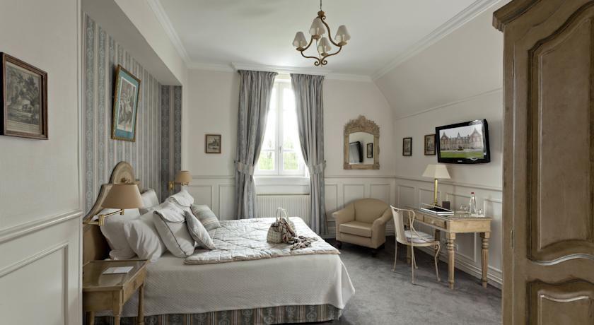 Najeti Hôtel Château Tilques **** - Chambre 6